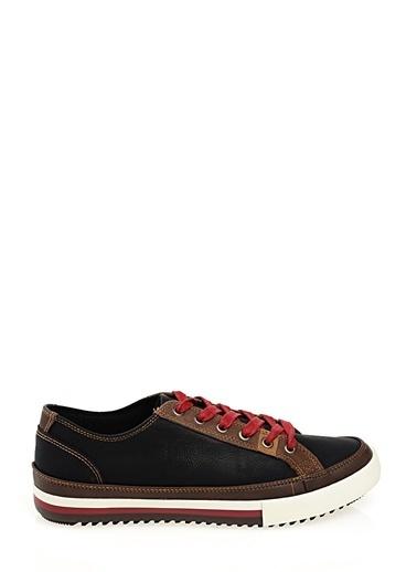 T-Box Ayakkabı Siyah